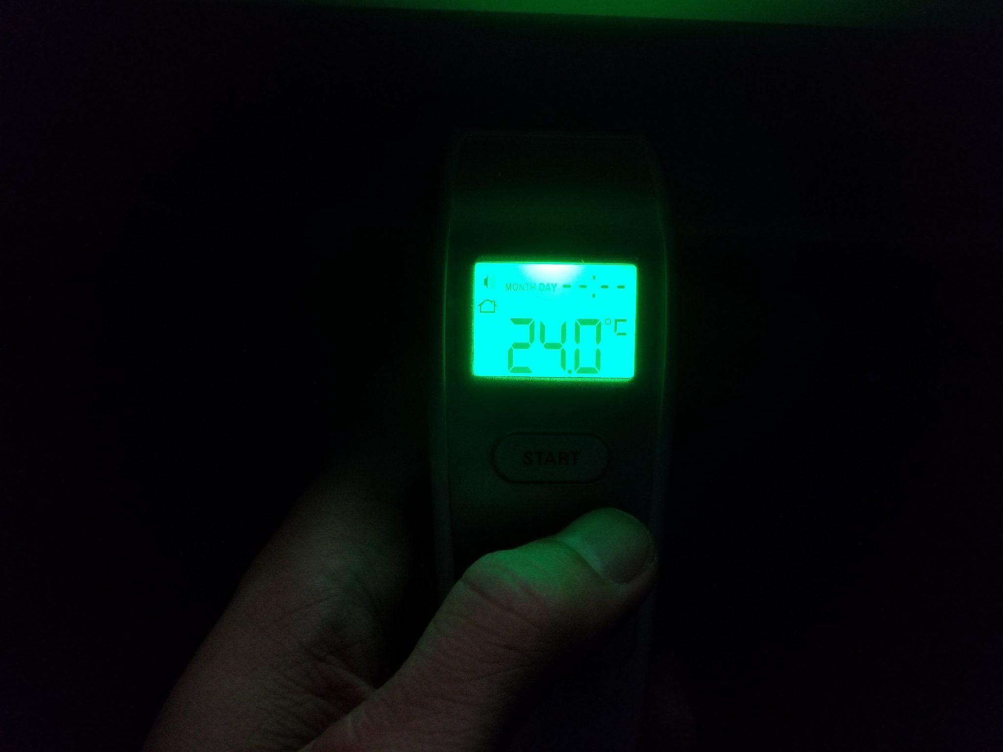 Đèn nền trong tối FR1MF1