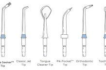 6 loại đầu tip tăm nước thay thế của Waterpik dành cho mọi tình trạng răng miệng