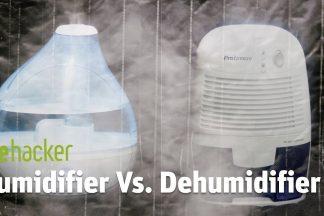 humidifier vs dehumidifier