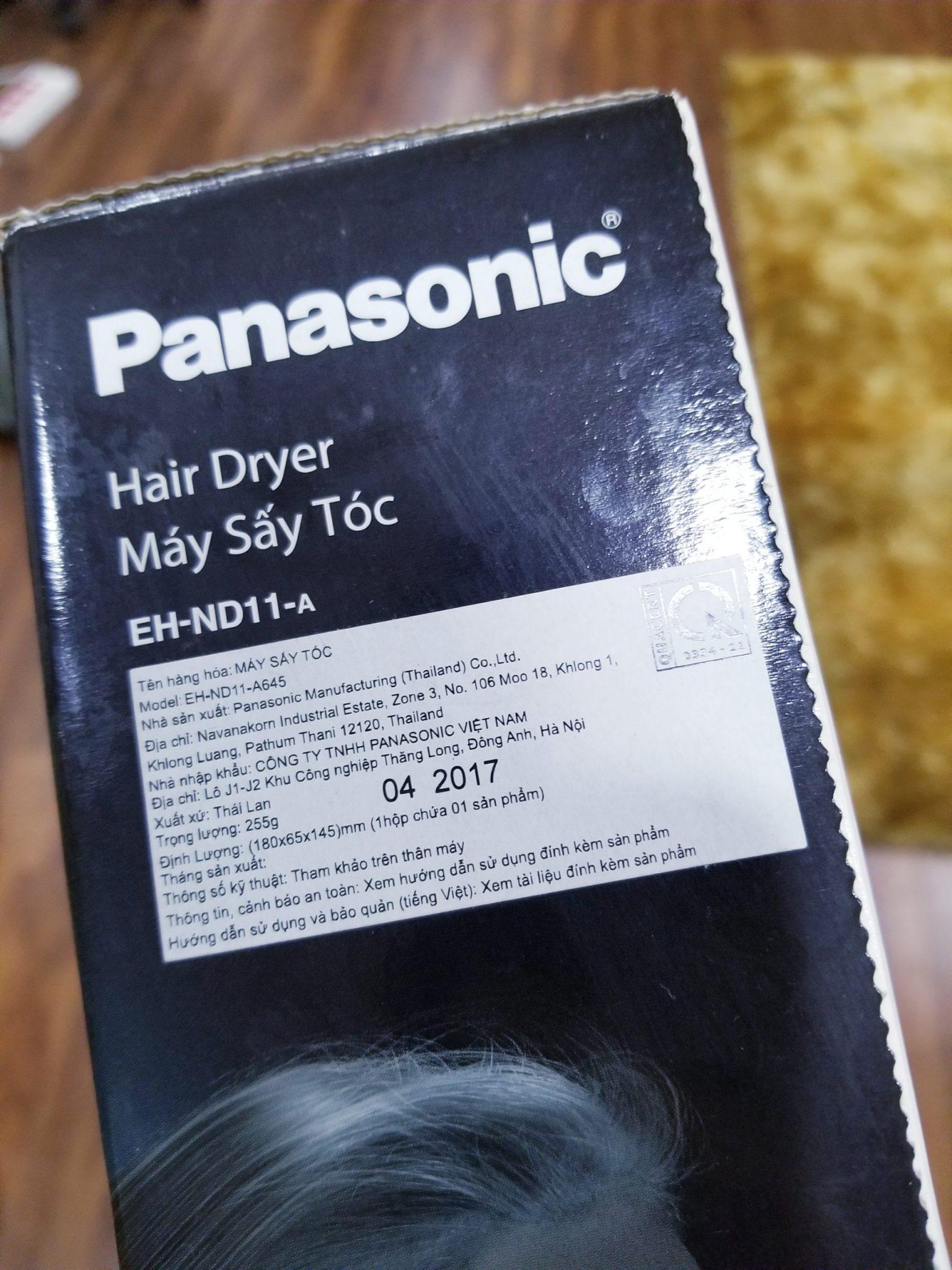 goroi.vn_Máy sấy tóc Panasonic EH-ND11